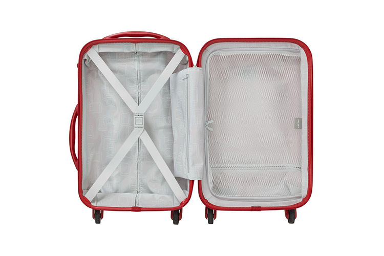 Delsey Bagage Cabine Helium test