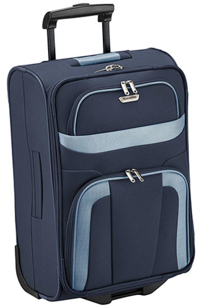 1a8ec12e5f Travelite Orlando Valise cabine à roulettes - Test et Avis complet