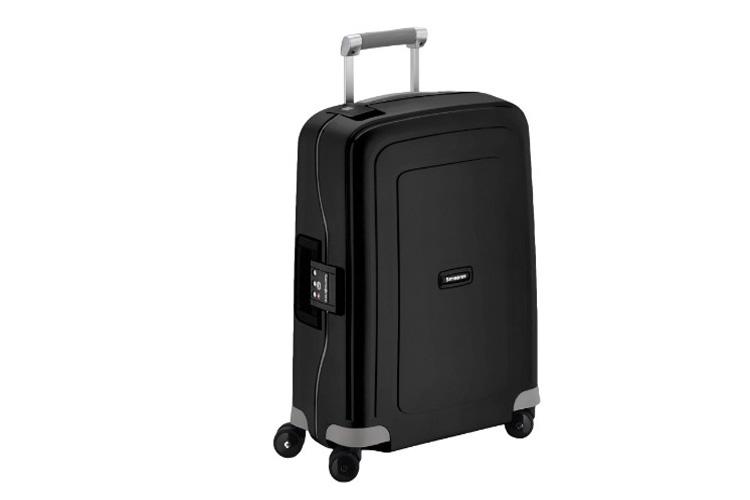 samsonite s 39 cure spinner valise cabine rigide guide d achat de la meilleure valise cabine 2018. Black Bedroom Furniture Sets. Home Design Ideas