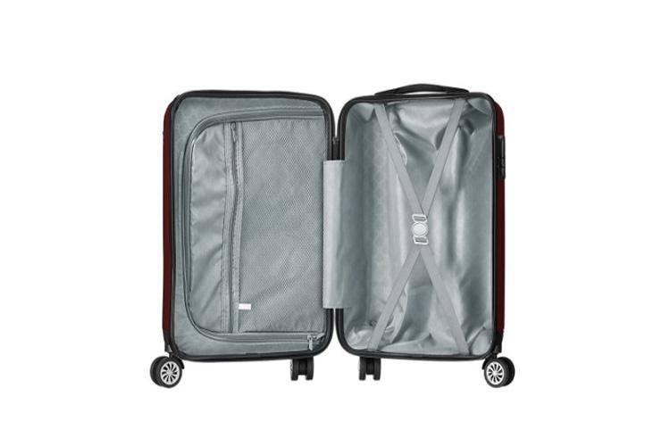 Partyprince Valise cabine 55cm bagage à main ABS avis