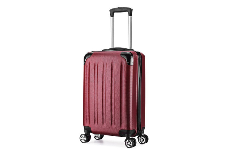 Partyprince Valise cabine 55cm bagage à main ABS